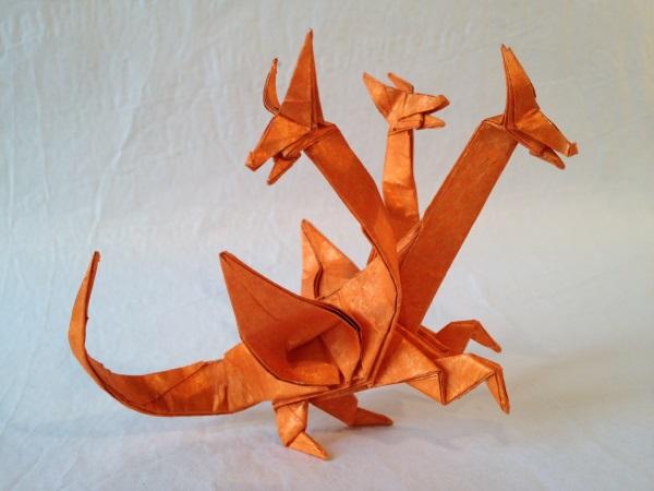 Искусства Японии. Оригами.