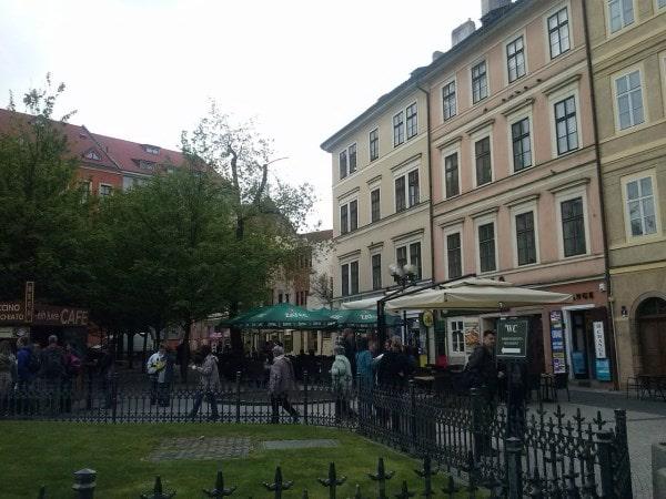 Поездка в Прагу летом 2015
