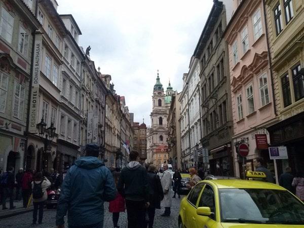 Прага 2015