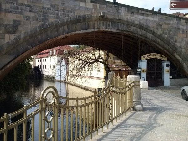 Прага. Мосты.