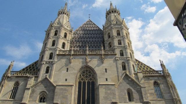 Главная достопримечательность Вены - Собор Святого Стефана