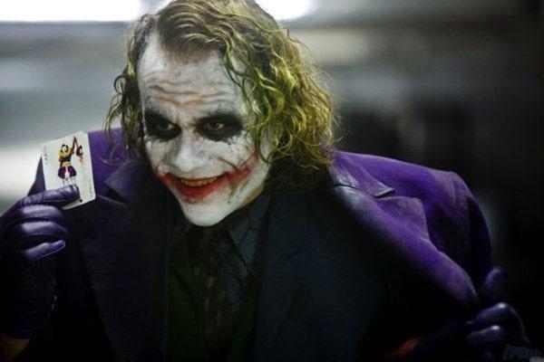Joker - отличный костюм на хэллоуин