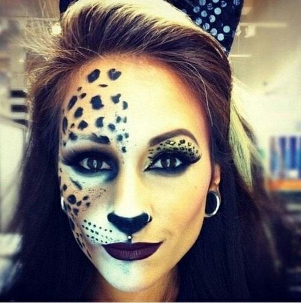 Отличная идея для костюма на хэллоуин. Отмечаем Halloween вместе.