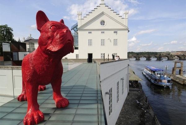 Музей Кампа в Праге