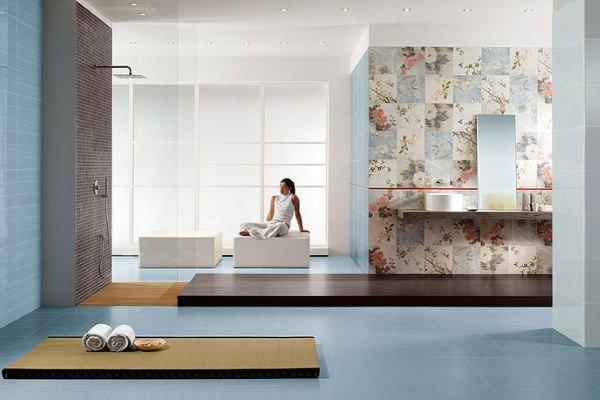 Плитка керамическая и ее разновидности