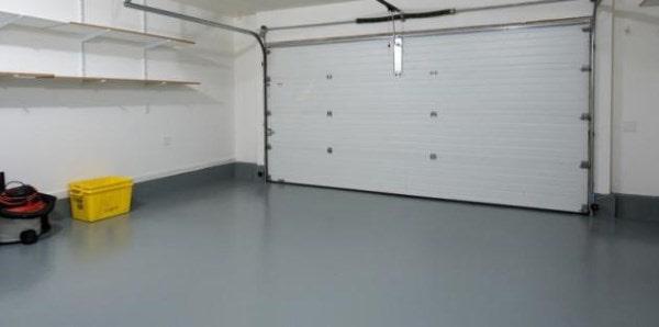 Наливные полы для гаража