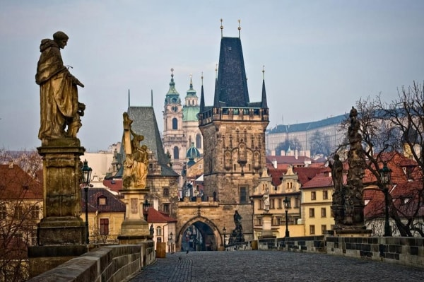 20 мест, куда обязан попасть турист в Праге