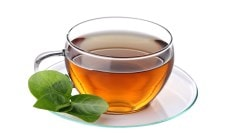 Чай для лечения солнечных ожогов
