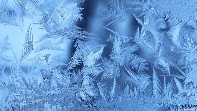 Предотвратить замерзание окон