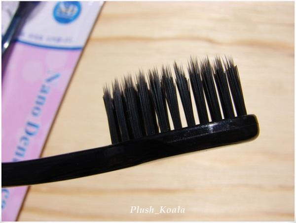 Угольные зубные щетки