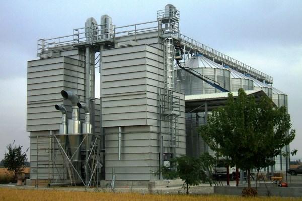 Затраты и подсчеты энергоносителей зерносушилок