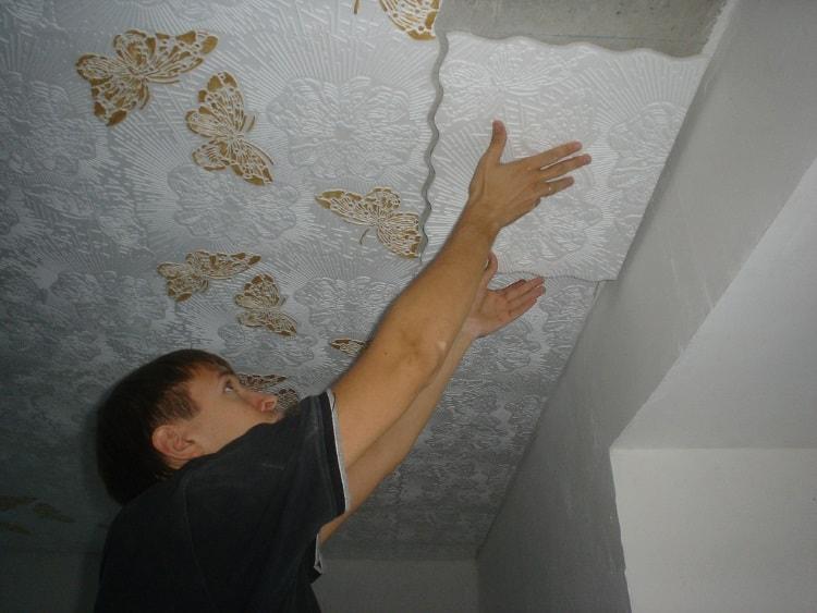 чем покрасить пластиковые потолки ориентироваться именины святых