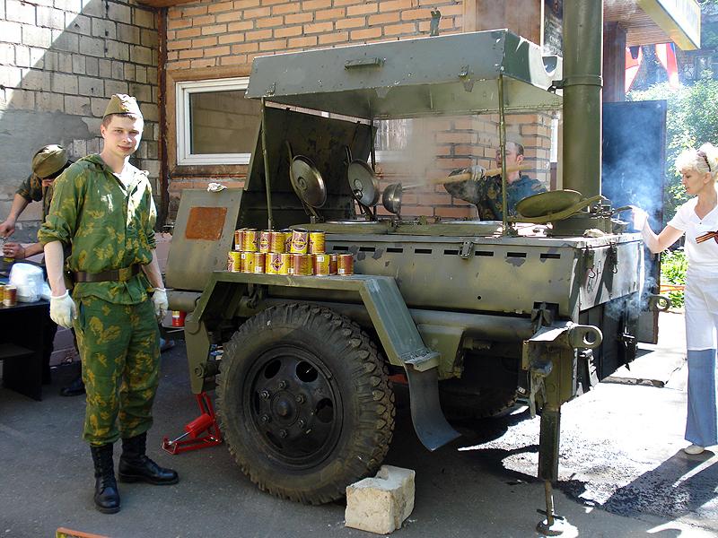 Нормы питания солдат в армиях РФ и РБ
