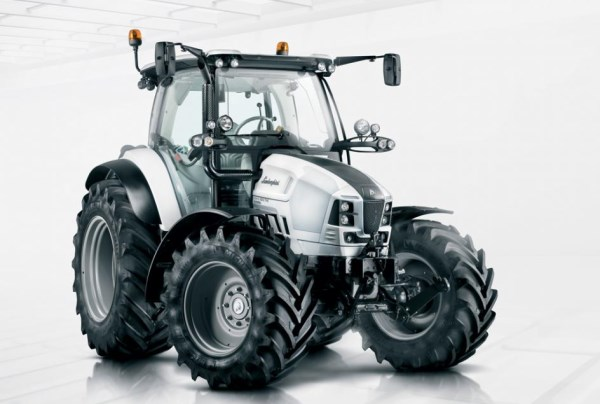 Новый трактор от Lamborghini