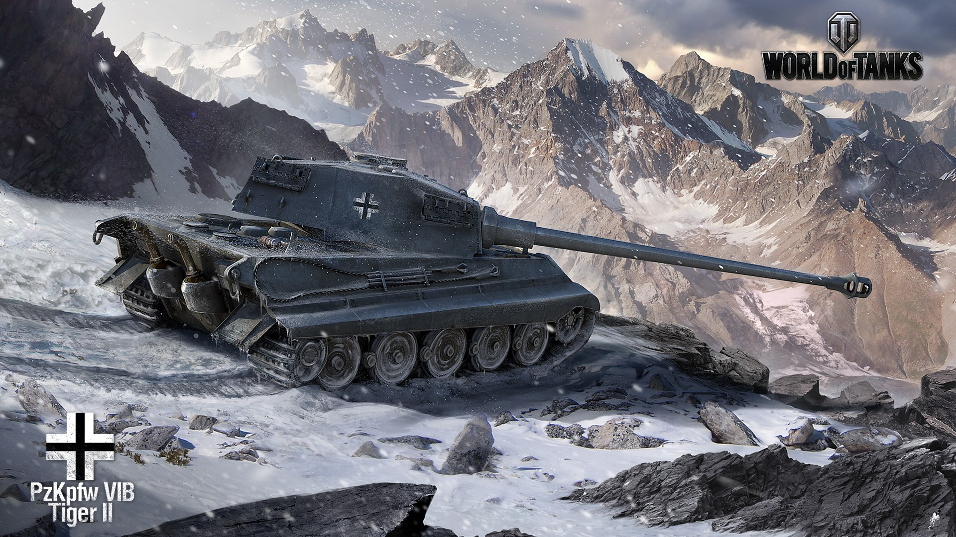World of Tanks - Tiger II