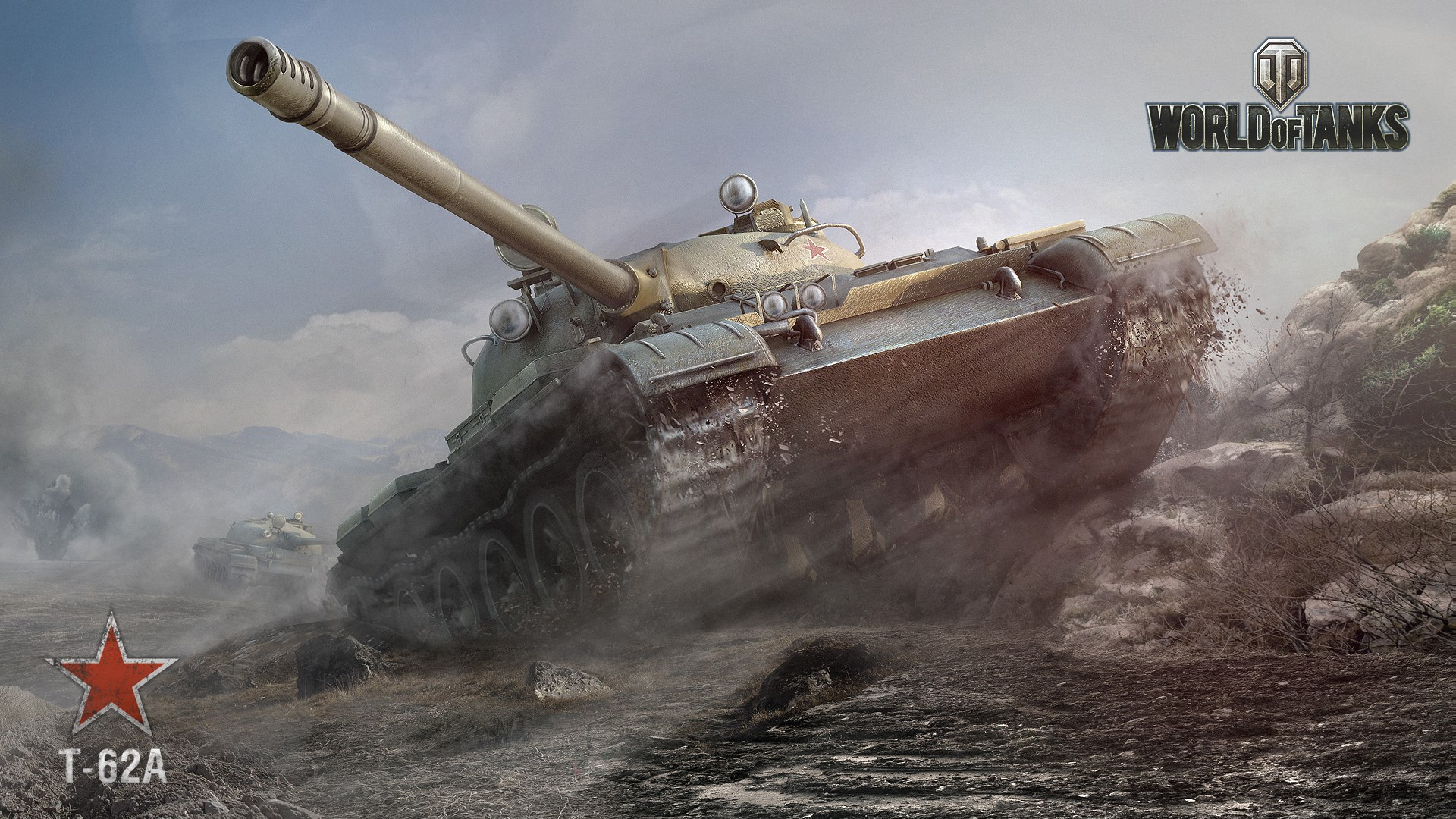 World of tanks - Т-62А